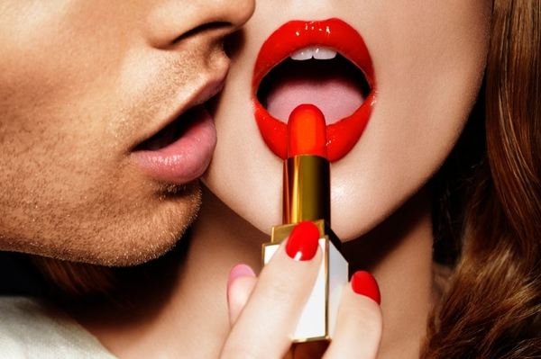 Garden state movie red lipstick